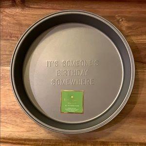 Kate Spade Cake Pan